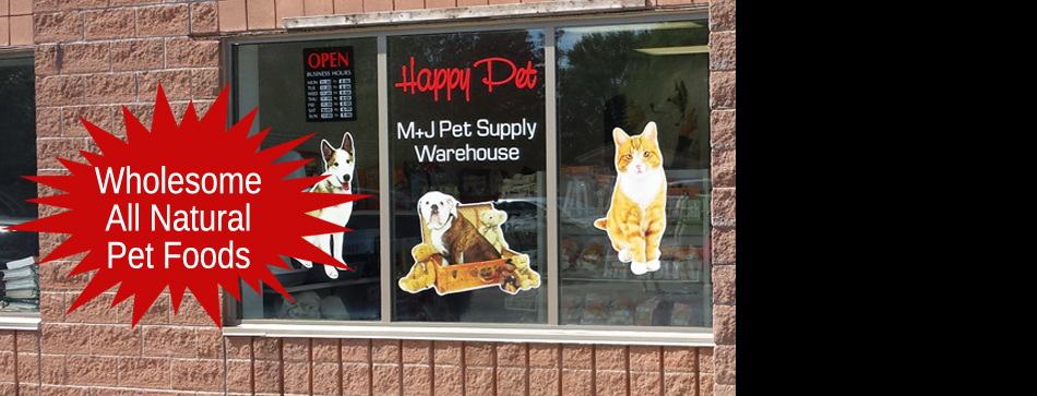 Pet Food and Supplies Store in Mississauga Ontario
