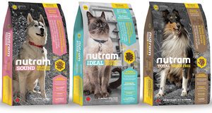 nutram dog and cat food