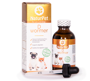 Naturpet care products for dogs and cats